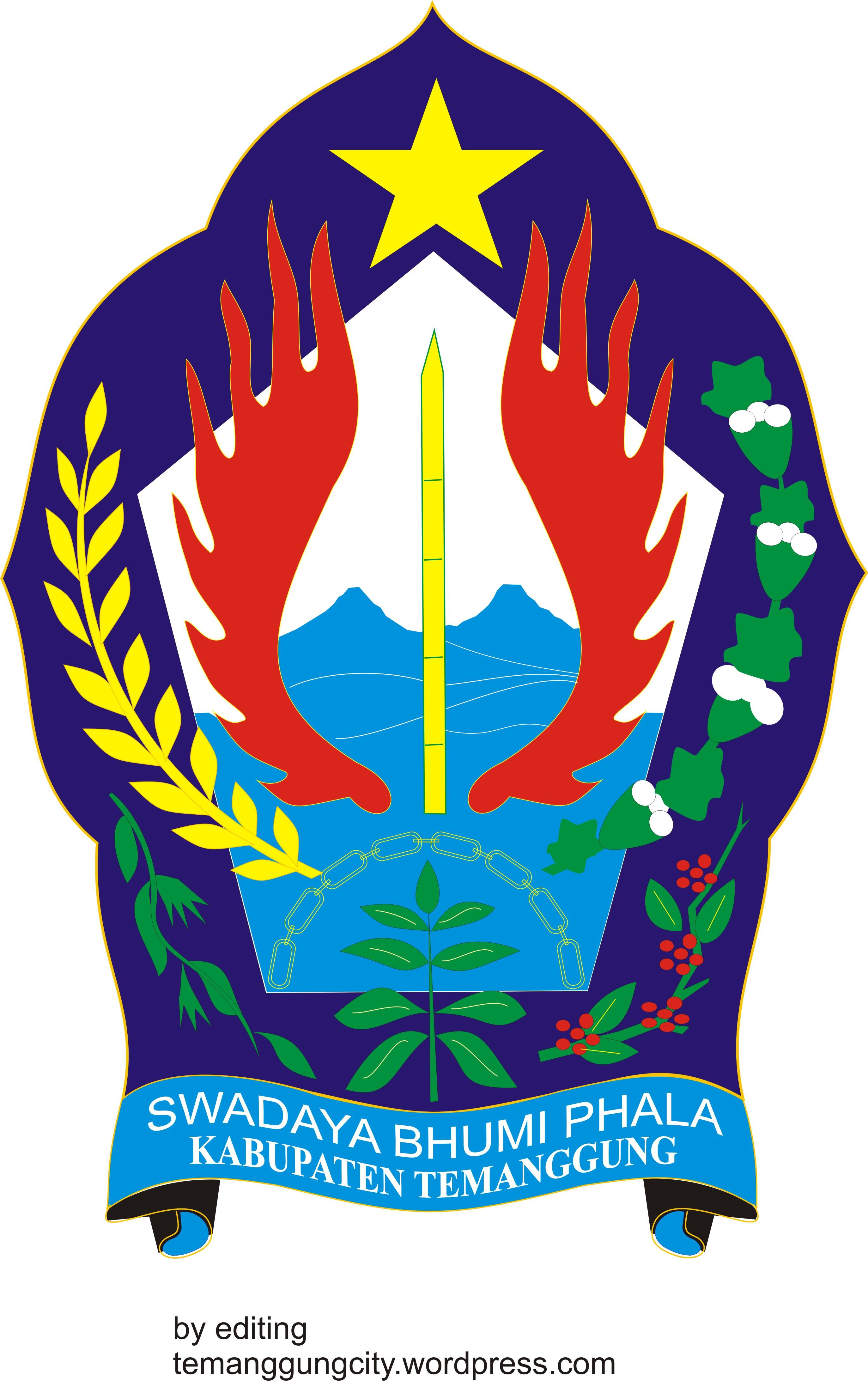 Logo Kabupaten Temanggung Temanggung City